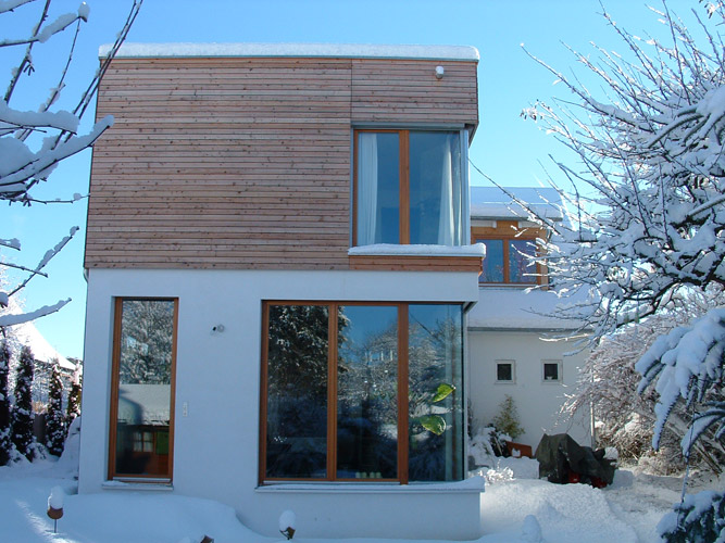 Anbau vario 2 ott haus for Haus anbau modern