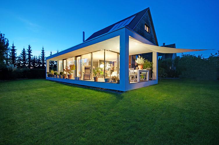 haus casa nova ott haus. Black Bedroom Furniture Sets. Home Design Ideas